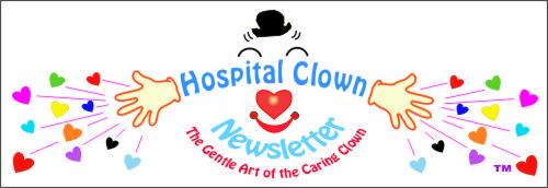 Hospital Clown Newsletter previous website logo